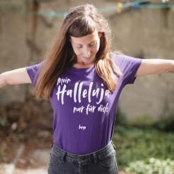 T-Shirt Halleluja W