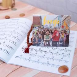 """Set """"Für die Liebe""""-CD und..."""