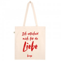 """Tasche / Jutebeutel  """"Für..."""